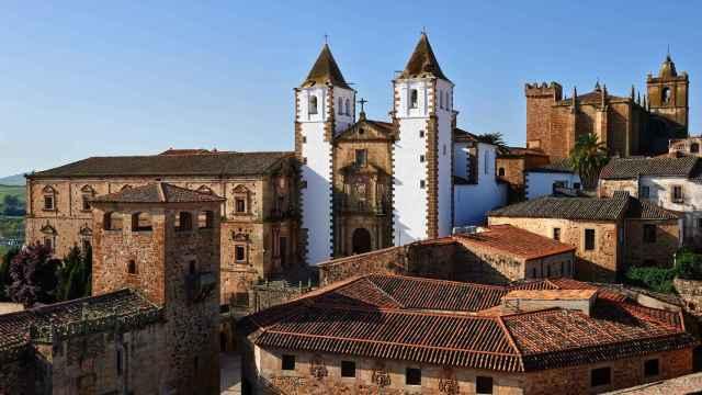 El patrimonio de Cáceres es, sin duda, uno de sus grandes reclamos.