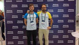 Los españoles David Cagigas e Ivan Arozamena son los fundadores de Edworking, fundada en Londres.