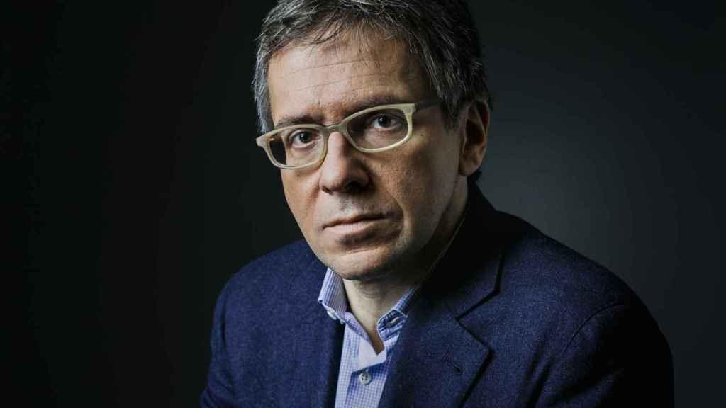 Ian Bremmer, fotografiado en 2017.