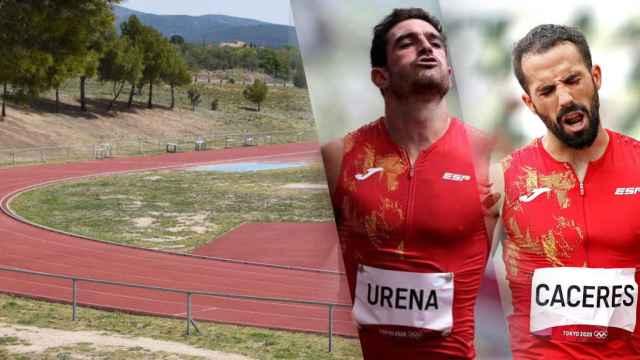 Jorge Ureña y Eusebio Cáceres declinan participar en la recepción oficial de Onil tras su paso por Tokio.