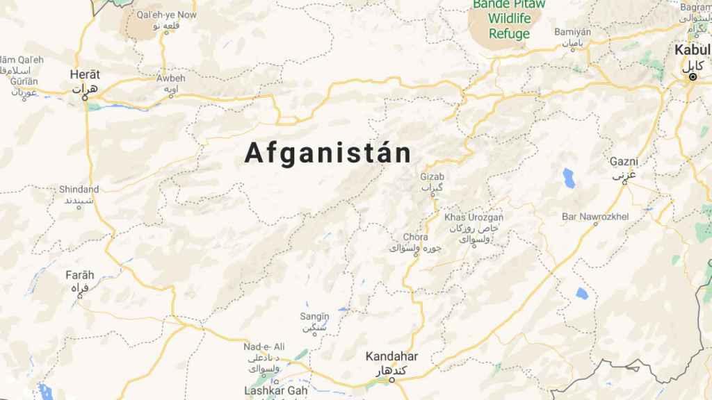 La ciudad de Herat, que controlaban las tropas españolas, se encuentra próxima a la frontera de Irán.
