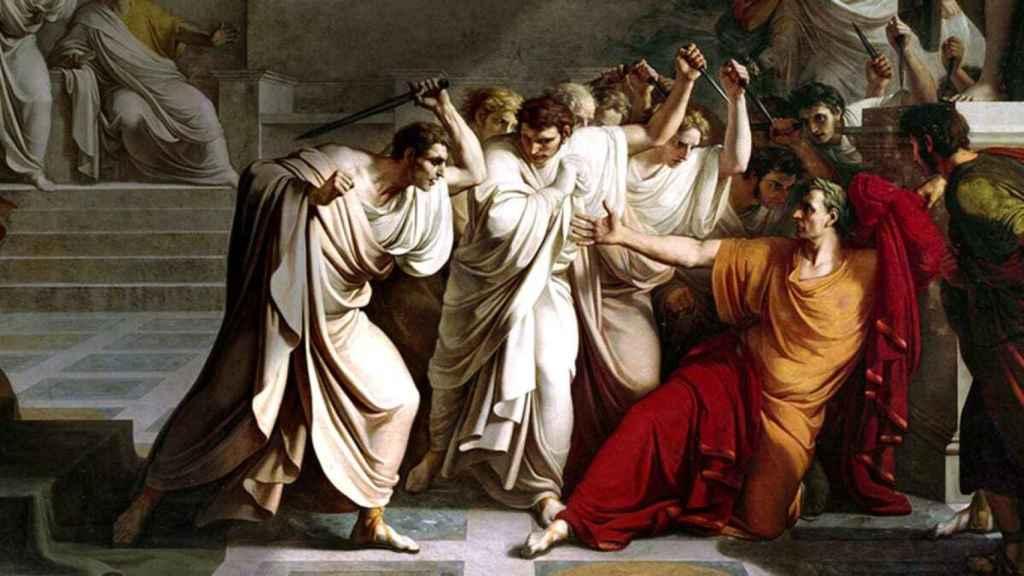 Julio César tras decir que los espetos saben igual en los meses con erre que sin erre.