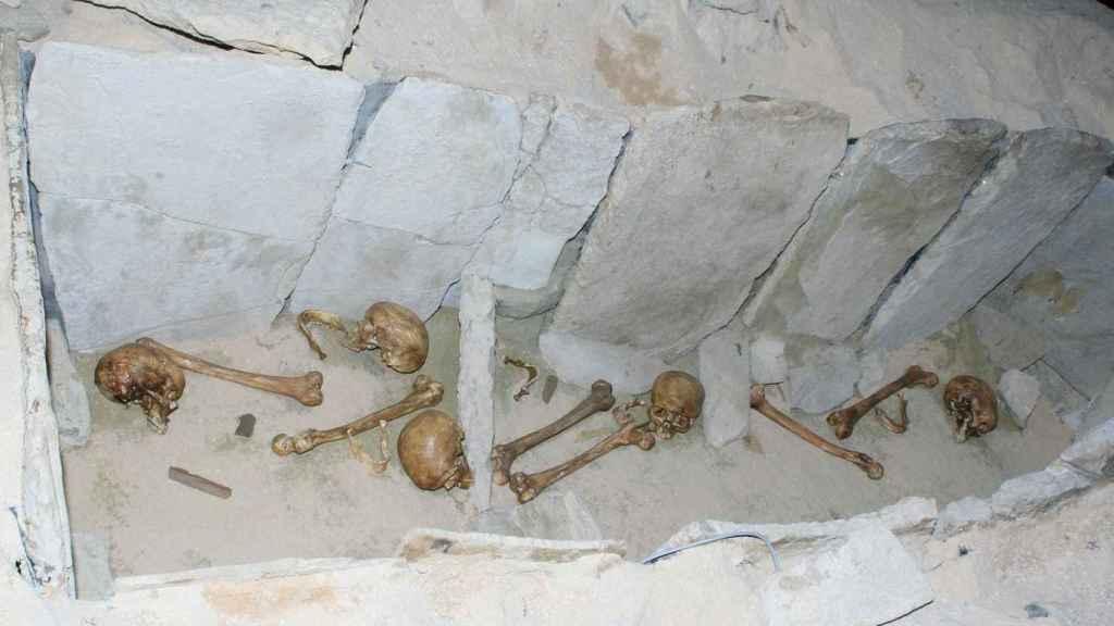 Corominas es la más meridional de las necrópolis megalíticas de Andalucía