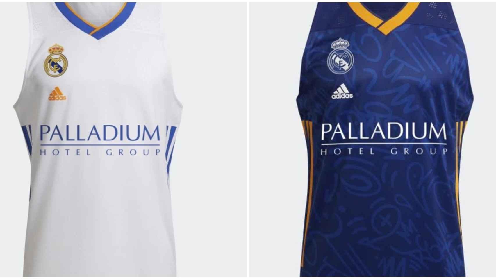El Real Madrid de baloncesto ya tienen equiparaciones para la temporada 2021/2022