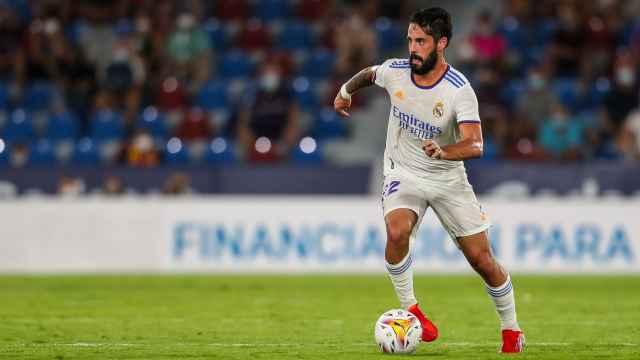 Isco Alarcón, durante el Levante - Real Madrid