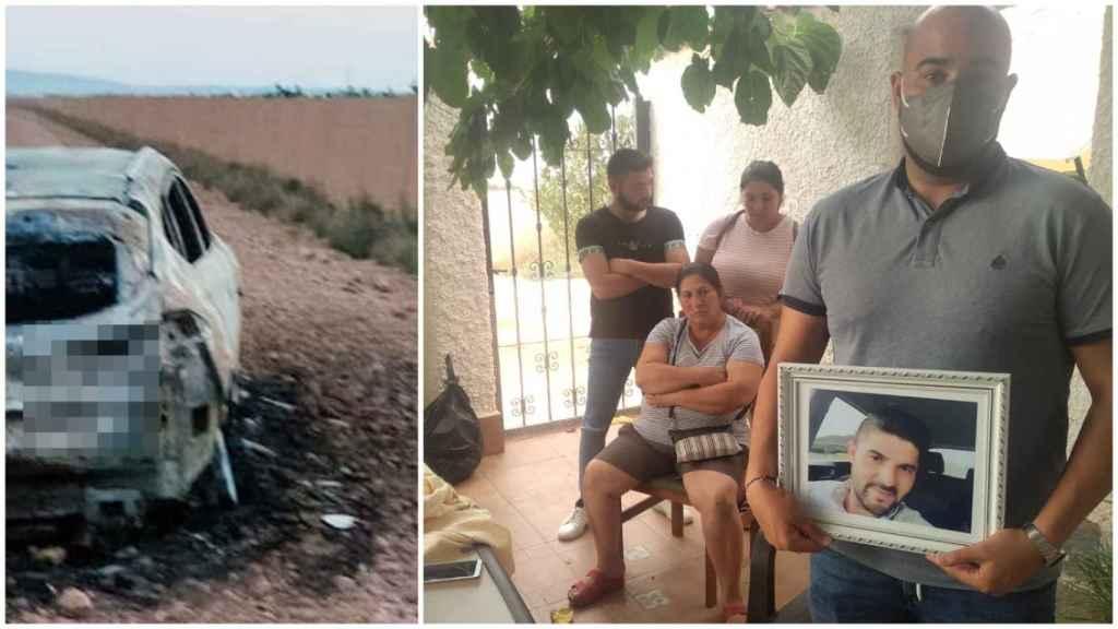 El Triangulo Amoroso Que Acabo Con La Muerte De Juan Manuel Quemado En Su Coche En Cartagena