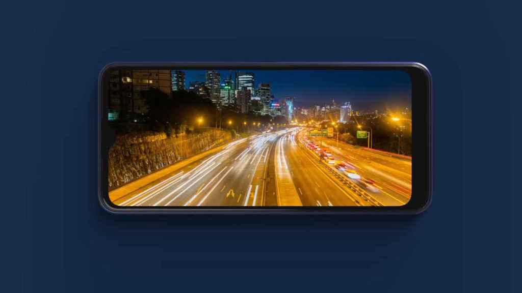 Moto G50 5G vídeo