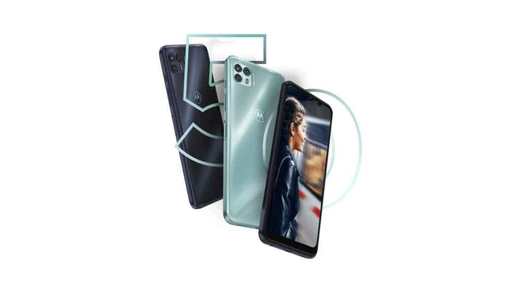 El nuevo Motorola Moto G50 5G cambia Qualcomm por MediaTek