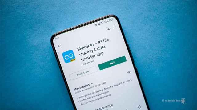 ShareMe, la app de Xiaomi para pasar archivos a cualquier Android