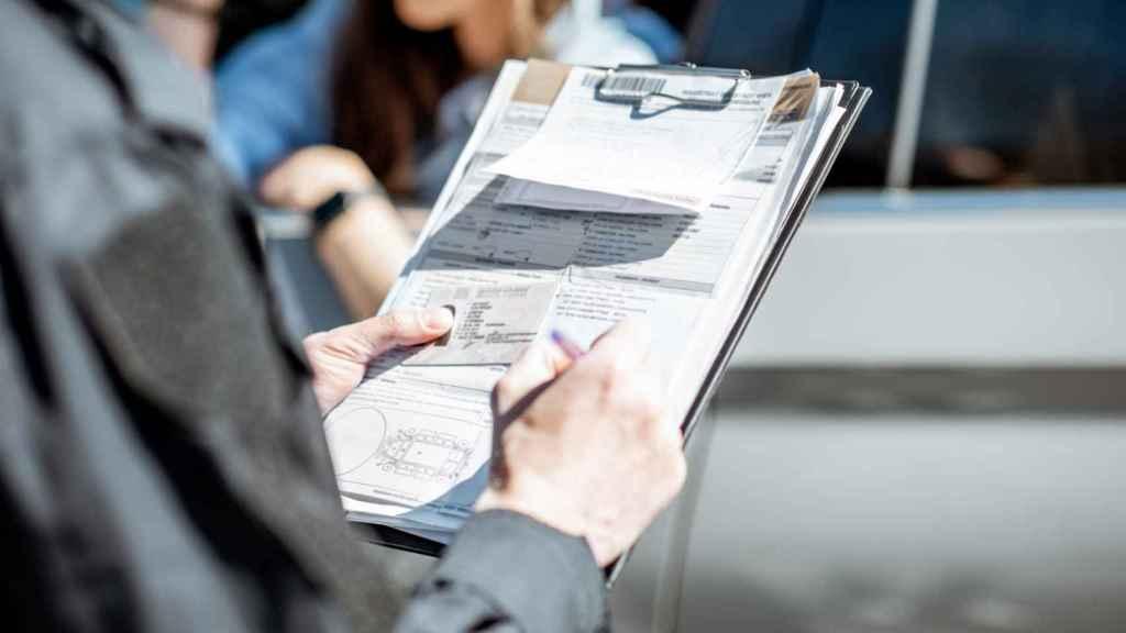 Documentación obligatoria del vehículo