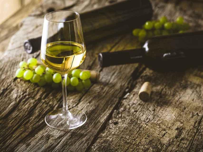 No todos los vinos blancos son ligeros.
