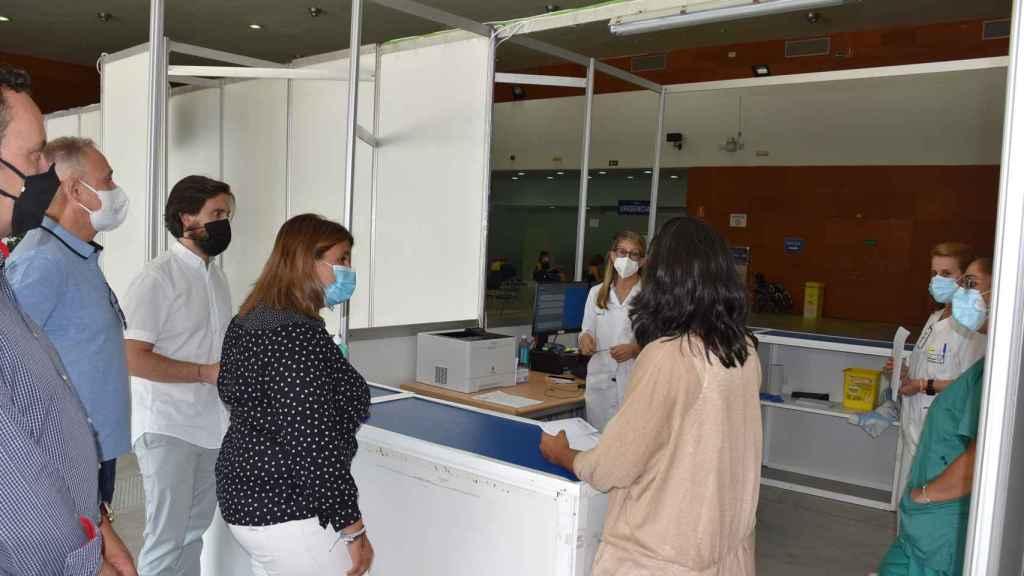 El 85% de la comarca de Talavera tiene la pauta completa de vacunación