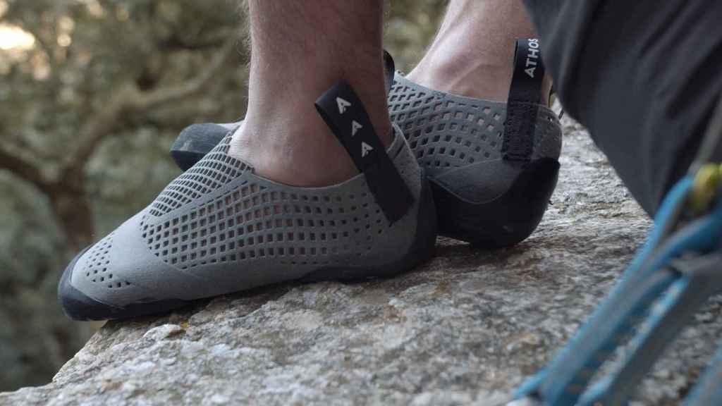 Athos, zapatillas 3D
