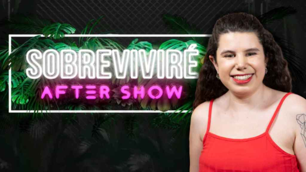 Carla Vigo debutará en televisión en 'Sobreviviré'.