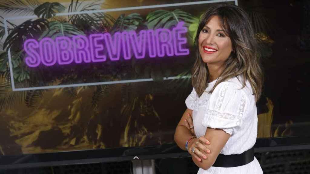 Nagore Robles continuará al frente de 'Sobreviviré' en esta nueva etapa.