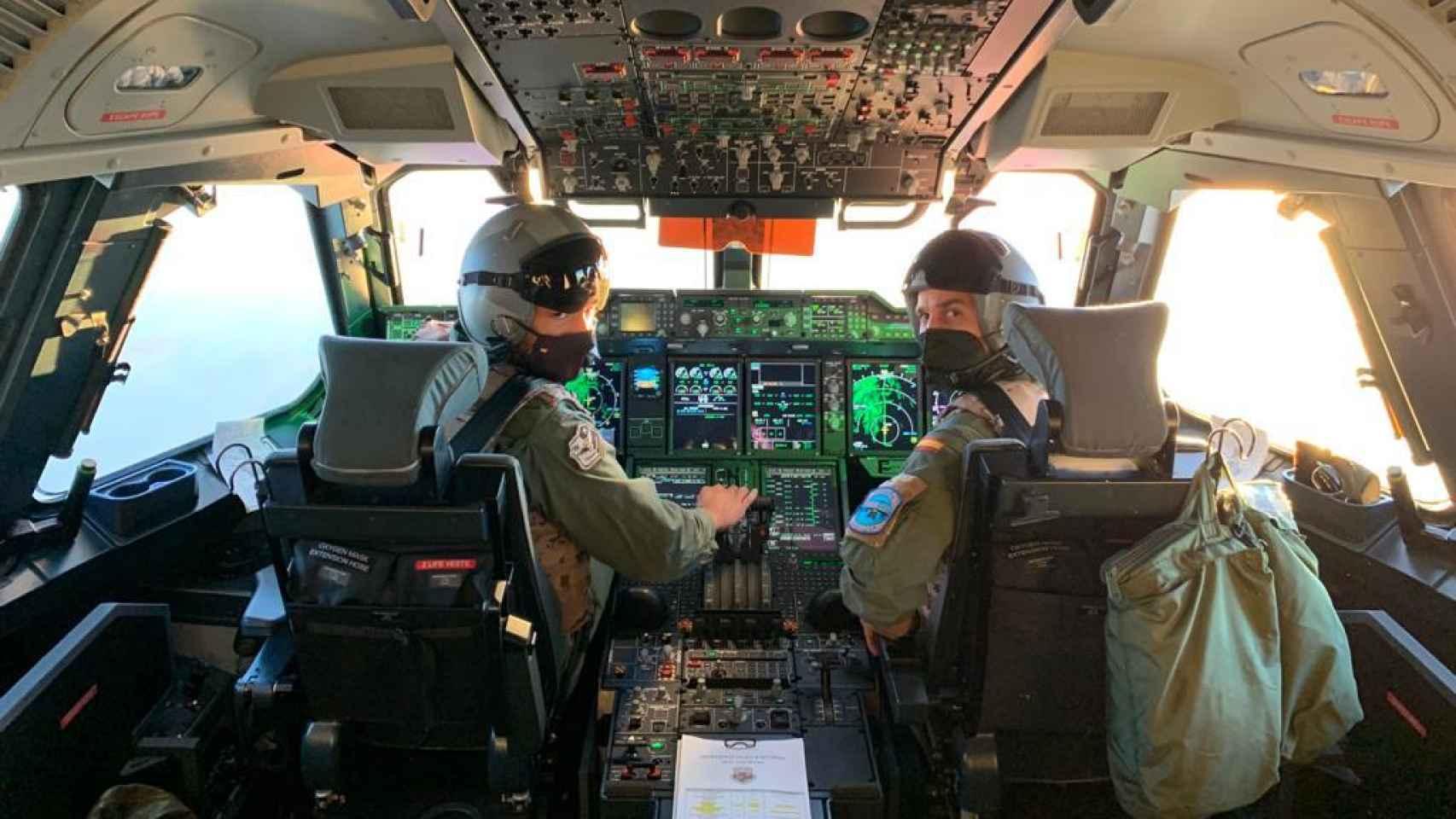 La misión en Afganistán del A400M