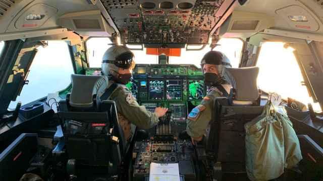 Así ha sido la misión en Afganistán del A400M del Ejército español