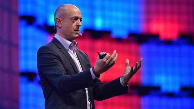 Simon Segars, CEO de ARM, en una imagen de archivo. Foto: David Fitzgerald/Wikimedia