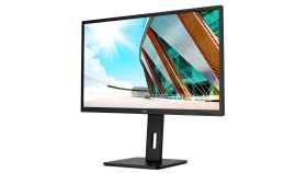 AOC tiene nuevos monitores para trabajar.