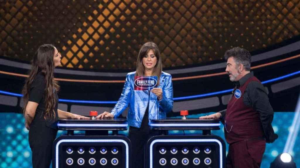 Antena 3 dobla por sorpresa 'Family Feud' para intentar hacerse con el mes de agosto