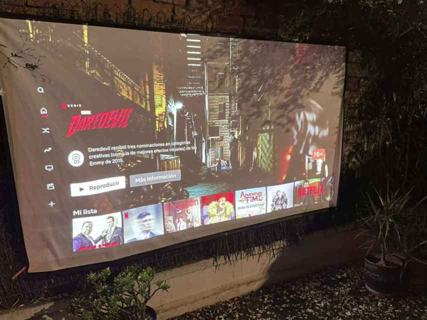 Para instalar Netflix para Android TV tendremos que utilizar una aplicación de terceros.
