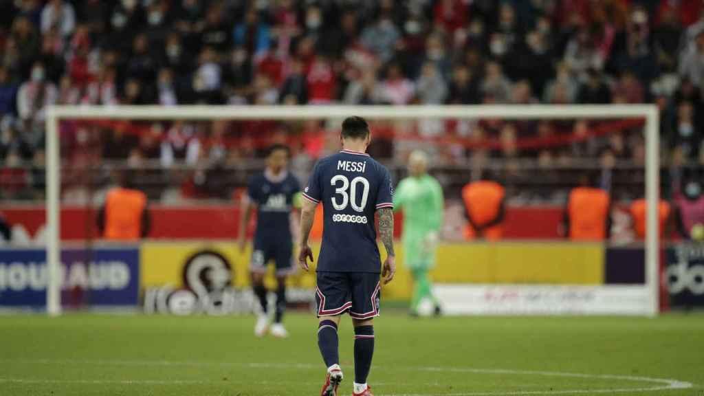 El debut de Messi con el PSG