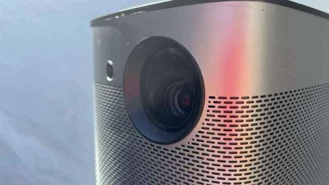 Xgimi Halo: probamos el proyector portátil con Android TV y diseño excepcional
