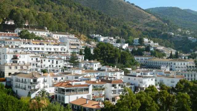 Una imagen del municipio de Mijas.