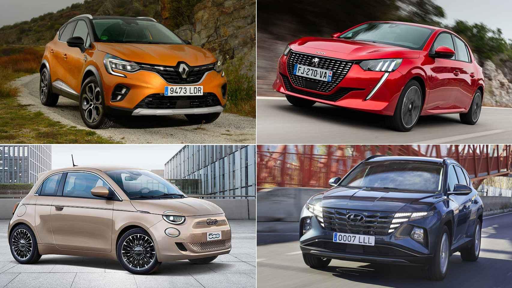 Los reyes del automóvil: estos son los coches más vendidos en Europa