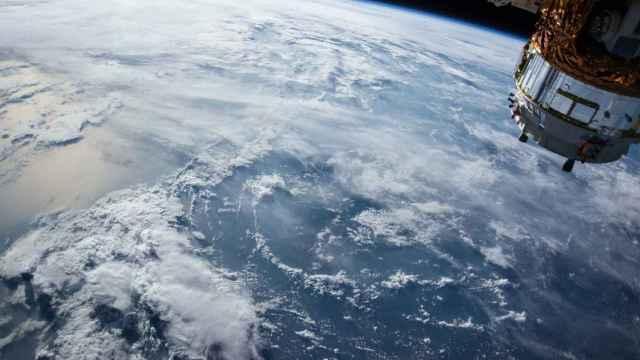 El satélite Fengyun-3E es el primer satélite meteorológico en órbita matutina para uso civil. Foto: Dicyt.