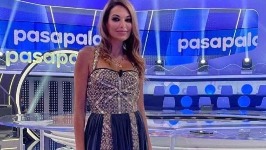 Quién es Lucía Hoyos, la actriz invitada a 'Pasapalabra' desde esta tarde