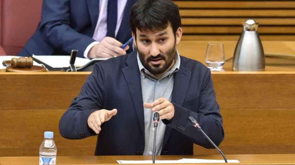 Vicent Marzà (Compromís), 'conseller' de Educación de la Generalitat Valenciana. EE