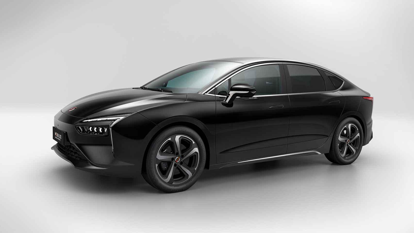 Así serán los taxi (o VTC) del futuro según Renault: eléctricos y limitados a 140 km/h