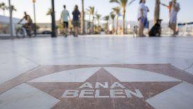 Los intérpretes del cine español que han pasado por l'Alfàs tienen su homenaje en forma de estrellas.