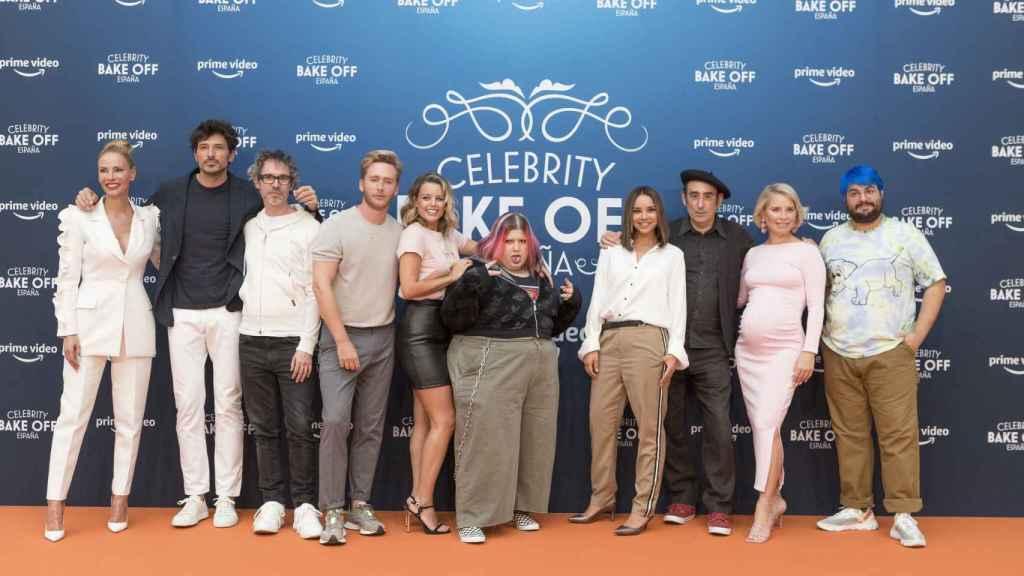 Amazon Prime Video ha presentado 'Celebrity Bake Off España' en el FesTVal.