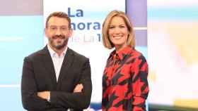 Marc Sala y Silvia Intxaurrondo se pondrán al frente del programa en la nueva temporada.