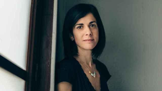Ana Tajadura-Jiménez, investigadora de la Universidad Carlos III de Madrid (UC3M).