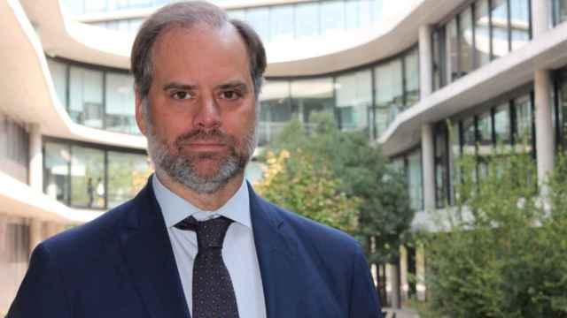 Enrique Marazuela en una foto de archivo de BBVA.