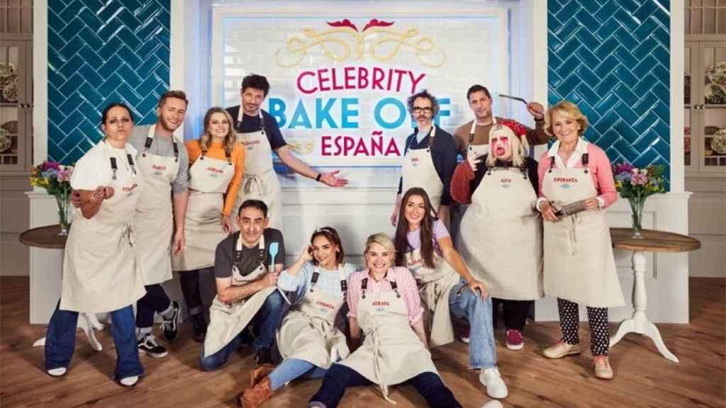 'Celebrity Bake Off', un talent brillante y ágil del que debe aprender la televisión en abierto