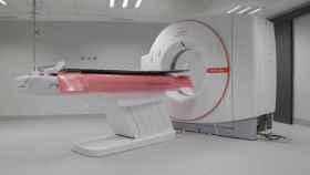 Instalación del TAC de simulación del servicio de Oncología Radioterápica del nuevo hospital de Toledo. Foto: JCCM