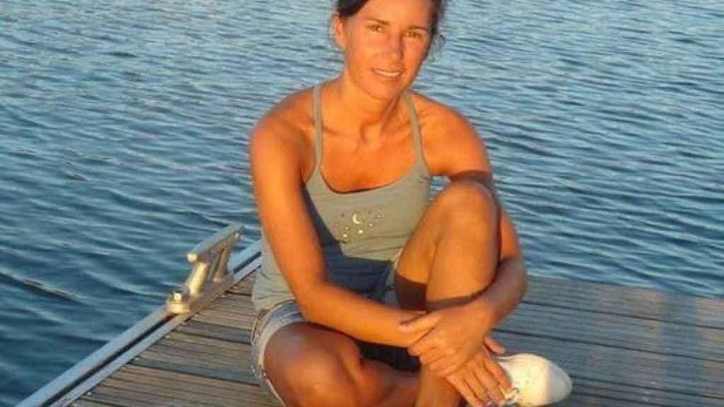 Ángela Márquez, la profesora fallecida, en una fotografía publicada por el Ayuntamiento de Cabanillas