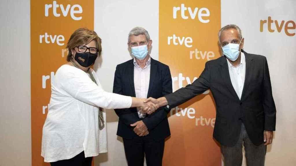María Escario sustituye a Ángel Nodal en la oficina del Defensor de la Audiencia de RTVE