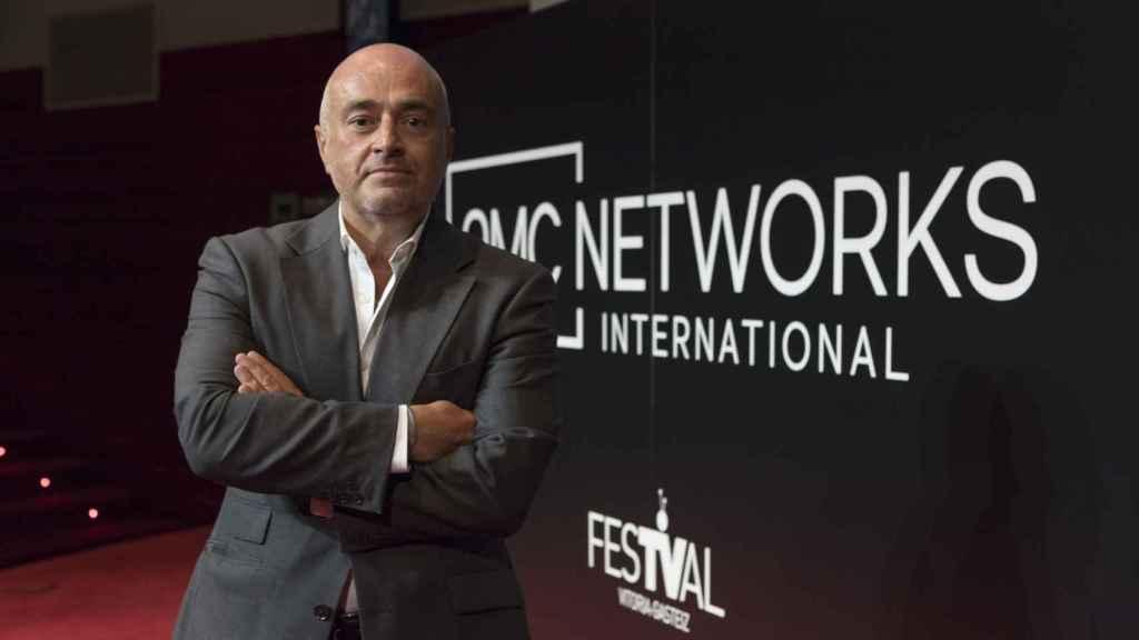 Manuel Balsera, director general para el sur de Europa de AMC Networks.