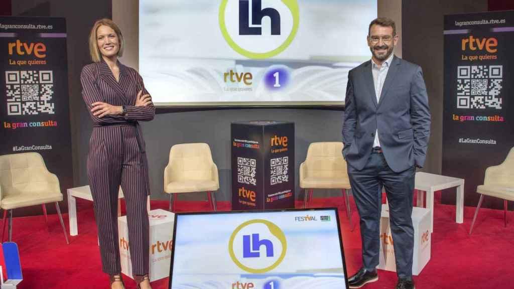 """'La Hora de La 1' prescinde del corazón en su nueva etapa: """"Se hará en otros lugares de la parrilla"""""""