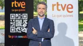 Carlos Franganillo afronta su cuarta temporada en el 'Telediario 2'.