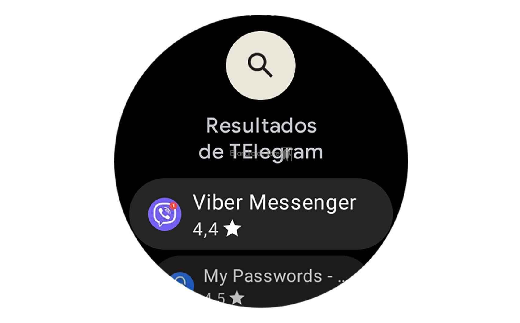 Telegram en Wear OS ya no más