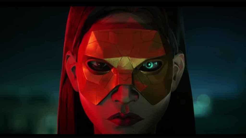 La máscara de oro