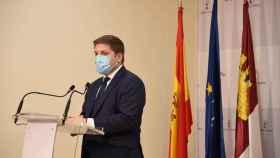 Nacho Hernando, consejero de Fomento de Castilla-La Mancha (Foto: JCCM)