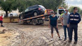El presidente de la Diputación de Toledo muestra su apoyo a las localidades afectadas