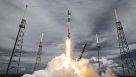 Despegue de un cohete Falcon 9